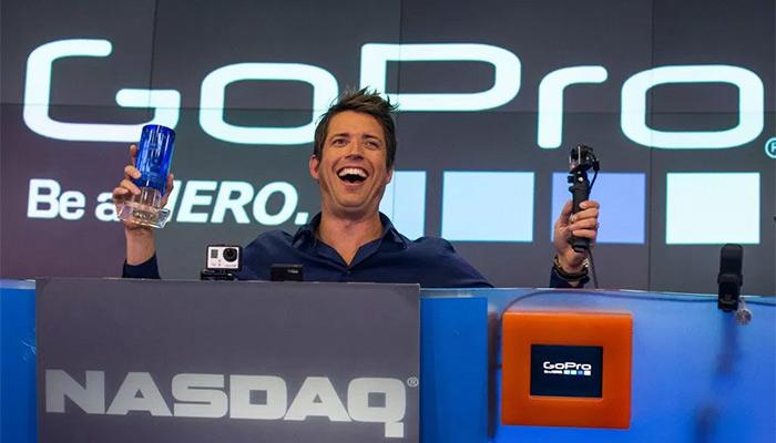 """Trading di opzioni binarie con """"GoPro"""""""